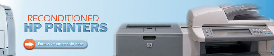 Reconditioned HP Printers