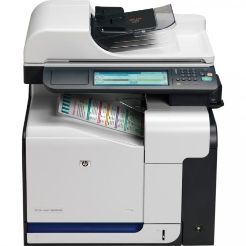 Hp Laserjet Cm3530fs Mfp Reconditioned Refurbexperts
