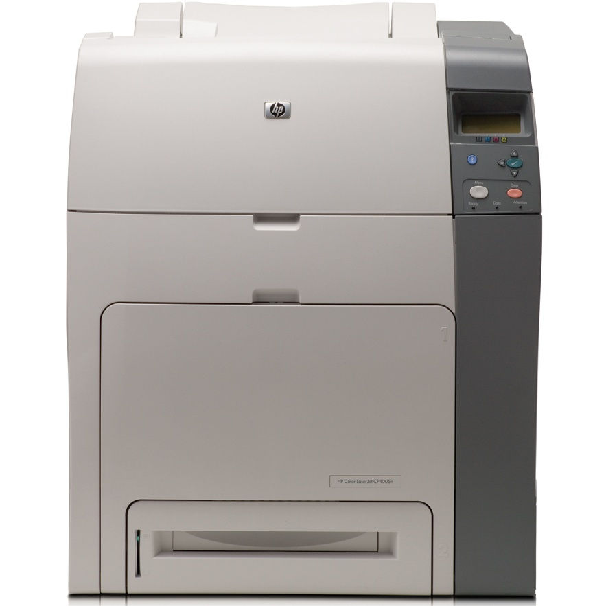 HP Color Laserjet CP4005DN Printer