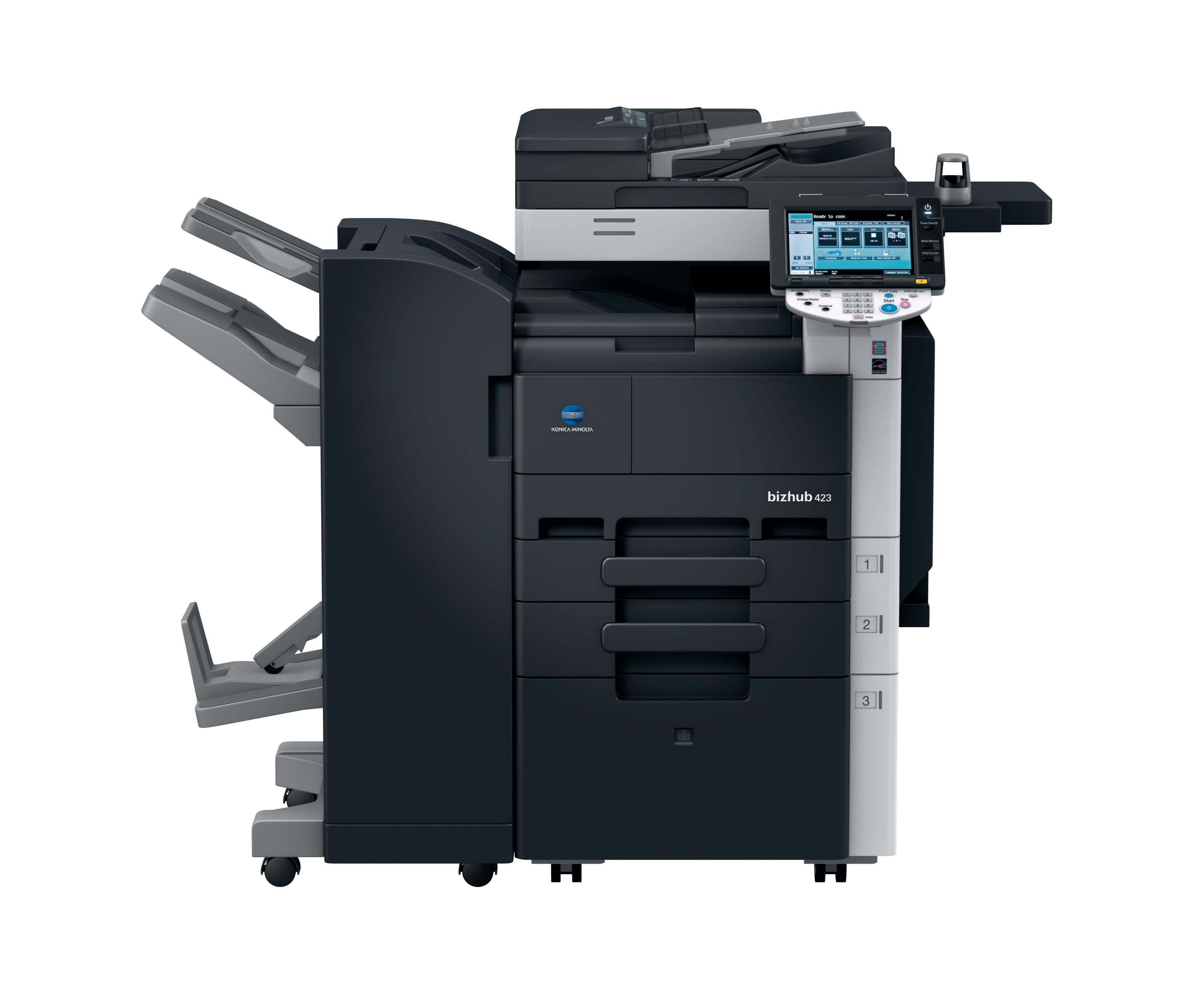 Printer Driver Download Konica Minolta Bizhub 423
