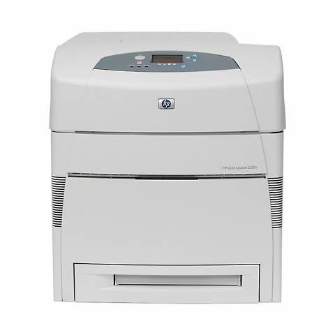 Download HP Color LaserJet 5550n Setup Links