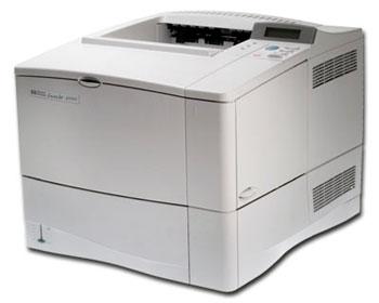 скачать драйвер для принтера hp 4100