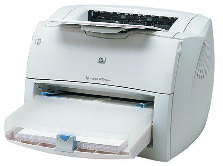 Hp laserjet 1200 printer youtube.