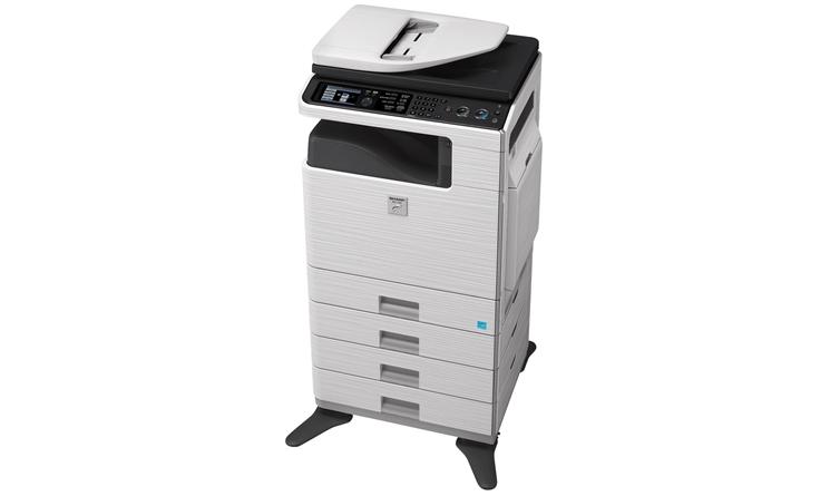 Sharp DX-C400 Printer XPS Windows 8 X64