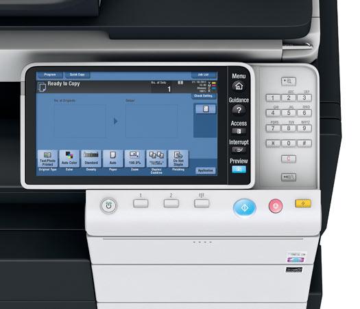 Konica Minolta Bizhub C654 Printer PCL/XPS Mono Driver for PC