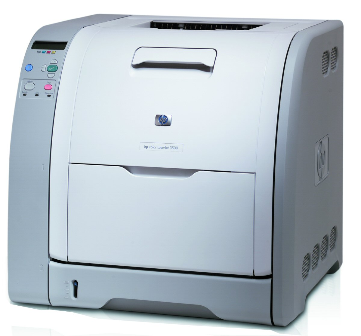 Paper Tray //Feeder 4 Color Laserjet 3500 3700 Series 500 Sheet HP Q2486A Media