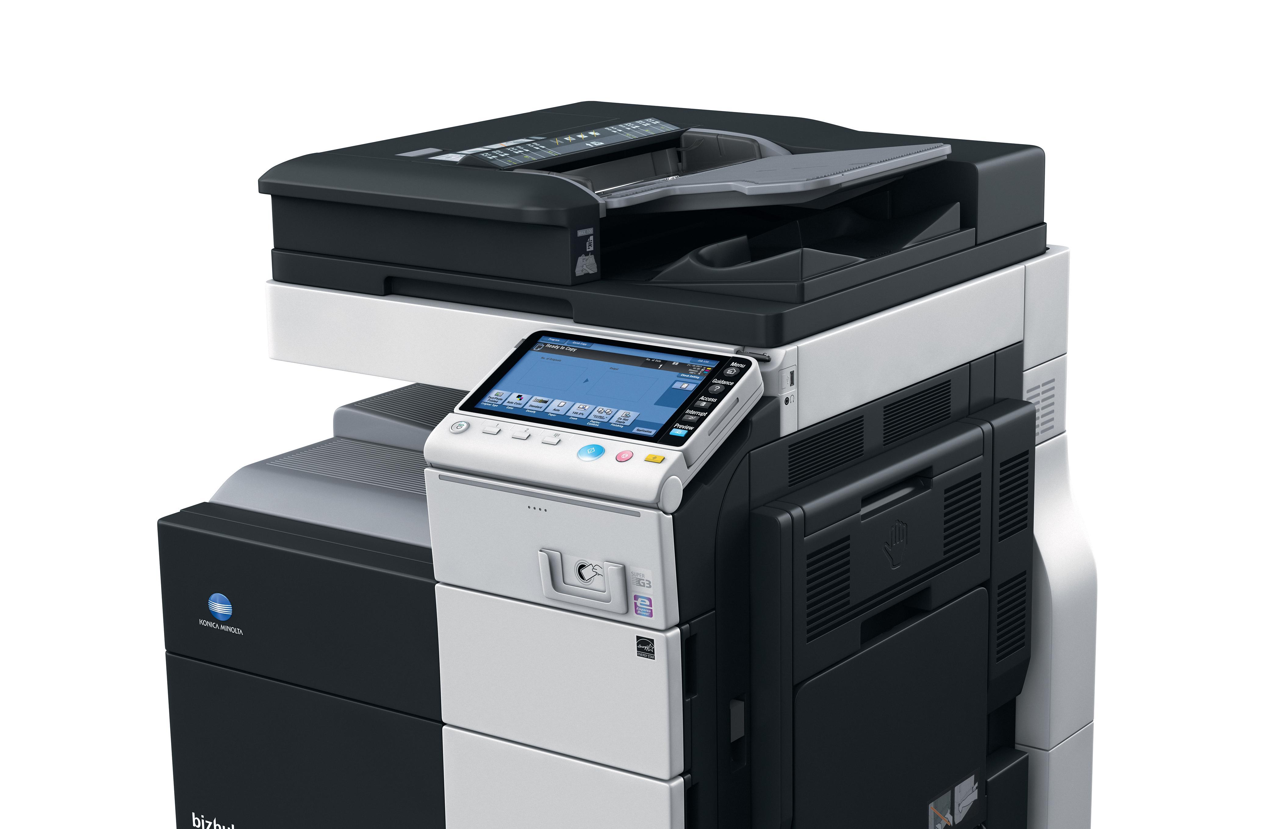 Konica Minolta Bizhub C754 Printer PCL Drivers for Mac