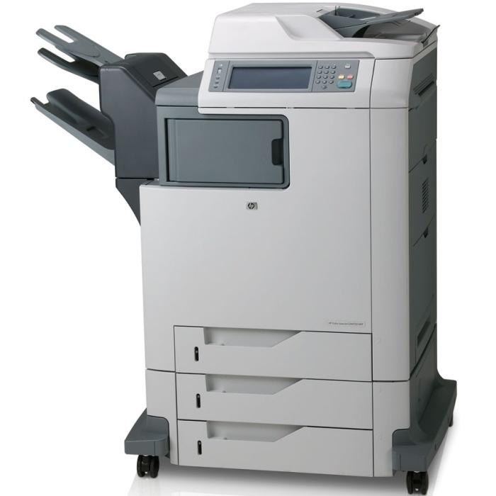 HP Color LJ CM4730FSK MFP Printer Copier Scanner Fax