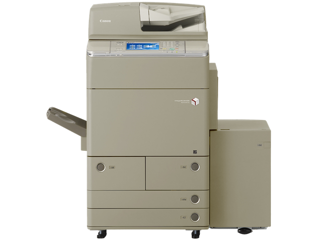 Canon imageRUNNER ADVANCE C7270 MFP UFRII Treiber Windows 10