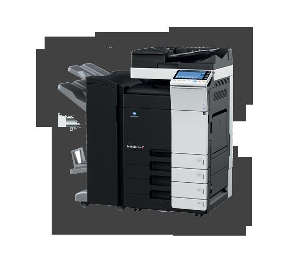 Konica Minolta Bizhub C224 Printer PS Drivers Download Free