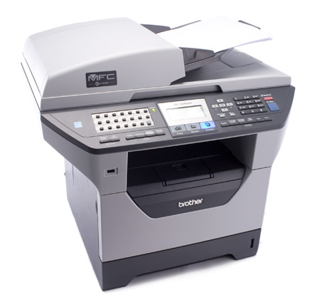 Brother Mfc 8480dn Reconditioned Multifunction Copier