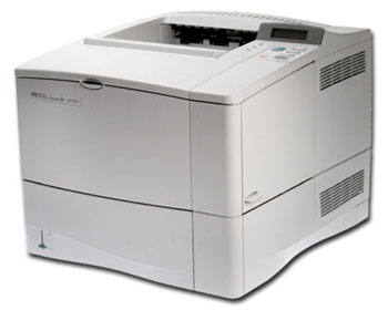 HP LASERJET 4100 PCL 6 DRIVER FOR WINDOWS