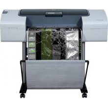 HP DesignJet T1100 Color 24-Inch Plotter RECONDITIONED